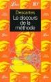 Couverture Discours de la méthode / Le discours de la méthode Editions Librio 1999