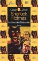 Couverture Sherlock Holmes, tome 5 : Le Chien des Baskerville Editions Librio 1998