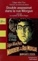 Couverture Double assassinat dans la rue Morgue suivi de Le mystère de Marie Roget Editions Librio (Imaginaire) 2006