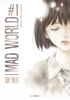 Couverture Mad World, tome 1 : Inner Voices