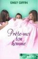 Couverture Duo à trois / Prête-moi ton homme Editions France Loisirs (Piment) 2012