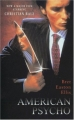 Couverture American psycho Editions Picador 2000