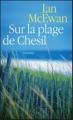 Couverture Sur la plage de Chesil Editions France Loisirs 2009