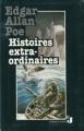 Couverture Histoires extraordinaires Editions France Loisirs (Jeunes) 1995