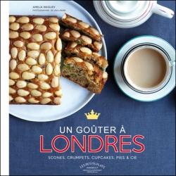 Couverture Un goûter à Londres
