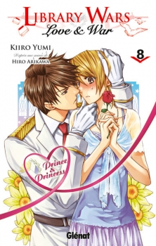 Couverture Library Wars : Love and War, tome 08