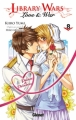 Couverture Library Wars : Love and War, tome 08 Editions Glénat (Shôjo) 2012