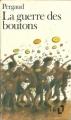 Couverture La guerre des boutons Editions Folio  1972