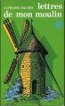 Couverture Lettres de mon moulin Editions Flammarion (GF) 1972