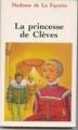 Couverture La Princesse de Clèves Editions Carrefour 1994