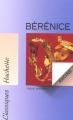 Couverture Bérénice Editions Hachette (Classiques) 2004