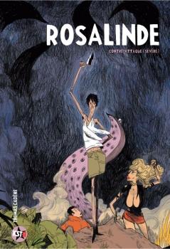Couverture Rosalinde contre-attaque (sévère)