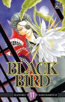 Couverture Black Bird, tome 11