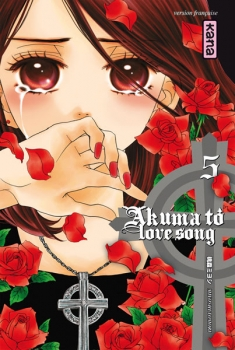 Couverture Akuma to Love Song, tome 05