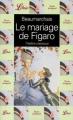 Couverture Le Mariage de Figaro Editions Librio 2001