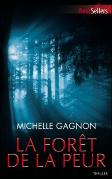 Couverture La forêt de la peur