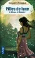 Couverture Filles de lune, tome 3 : Le talisman de Maxandre Editions Pocket 2012