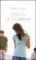 Couverture L'été où je t'ai retrouvé Editions France Loisirs 2012