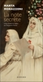 Couverture La note secrète Editions Actes Sud 2012