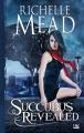 Couverture Georgina Kincaid, tome 6 : Succubus revealed Editions Bragelonne (L'Ombre) 2012