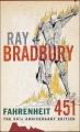 Couverture Fahrenheit 451 Editions Simon & Schuster 2011