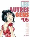 Couverture Les autres gens, tome 5 Editions Dupuis 2012