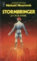 Couverture Elric, tome 8 : Stormbringer Editions Presses pocket (Science-fiction) 1984