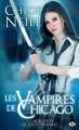 Couverture Les vampires de Chicago, tome 05 : Morsures en eaux troubles Editions Milady 2012