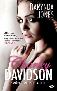 Charley Davidson T1
