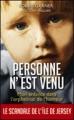 Couverture Personne n'est venu Editions France Loisirs 2011