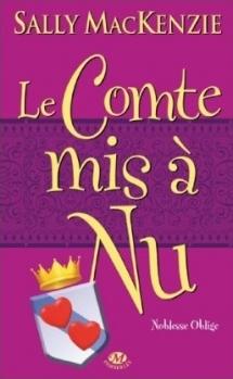 Couverture Noblesse oblige, tome 3 : Le comte mis à nu