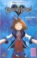 Couverture Kingdom Hearts, tome 1 Editions Pika 2012
