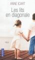 Couverture Les lits en diagonale Editions Pocket 2012