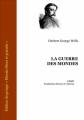 Couverture La Guerre des mondes Editions Ebooks libres et gratuits 2005