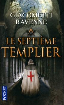 Couverture Commissaire Antoine Marcas, tome 7 : Le Septième Templier