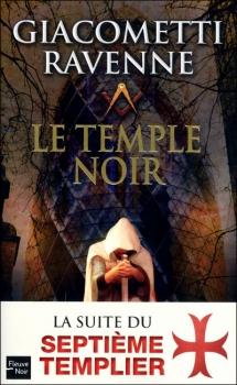 Commissaire Antoine Marcas, tome 8 : Le Temple noir de Éric Giacometti & Jacques Ravenne