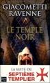 Couverture Commissaire Antoine Marcas, tome 08 : Le temple noir Editions Fleuve 2012