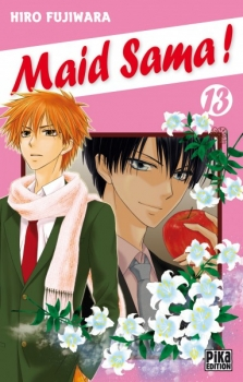 Couverture Maid Sama !, tome 13