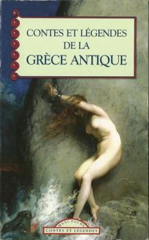 Couverture Contes et légendes de la Grèce antique