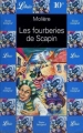 Couverture Les fourberies de Scapin Editions Librio 1999