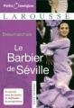 Couverture Le barbier de Séville Editions Larousse (Petits classiques) 2008