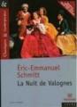 Couverture La nuit de Valognes Editions Magnard (Classiques & Contemporains) 2010