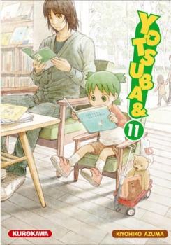 Couverture Yotsuba, tome 11