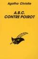 Couverture A.B.C. contre Poirot / ABC contre Poirot Editions du Masque 1992