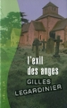 Couverture L'exil des anges Editions France loisirs (Thriller) 2009