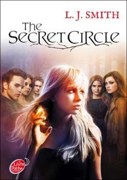 Couverture Le cercle secret, tome 1 : L'Initiation