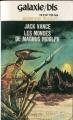 Couverture Les mondes de Magnus Ridolph Editions Opta (Galaxie/bis) 1975