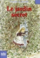 Couverture Le jardin secret Editions Folio  (Junior) 2010
