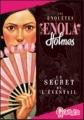 Couverture Les enquêtes d'Enola Holmes, tome 4 : Le secret de l'éventail Editions France Loisirs (Guanaco) 2011