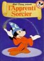 Couverture L'Apprenti Sorcier Editions Hachette (Mickey - Club du livre) 1977